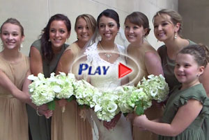 Missy and Joe Wedding Video