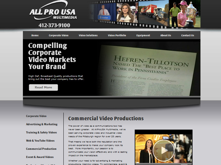 corporate video promotion videomaker.us