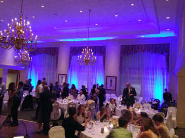 Uplighting for Weddings Monroeville