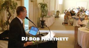 Pittsburgh Wedding DJ Bob Hartnett