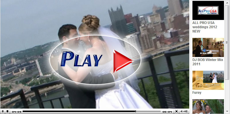 HD Wedding Videos - Samples Overview